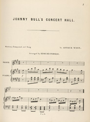 Johnny Bull's Concert Hall part 03